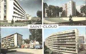 Saint Cloud Hauts de Seine Quartier Val Or  Kat. Saint Cloud