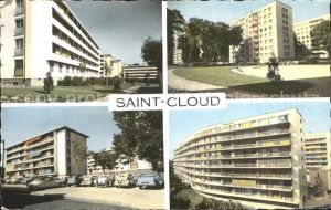 Saint Cloud Hauts de Seine Quartier du Val D Or Kat. Saint Cloud