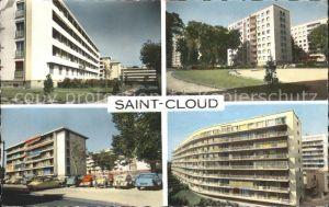 Saint Cloud Hauts de Seine Quartier Val d Or  Kat. Saint Cloud