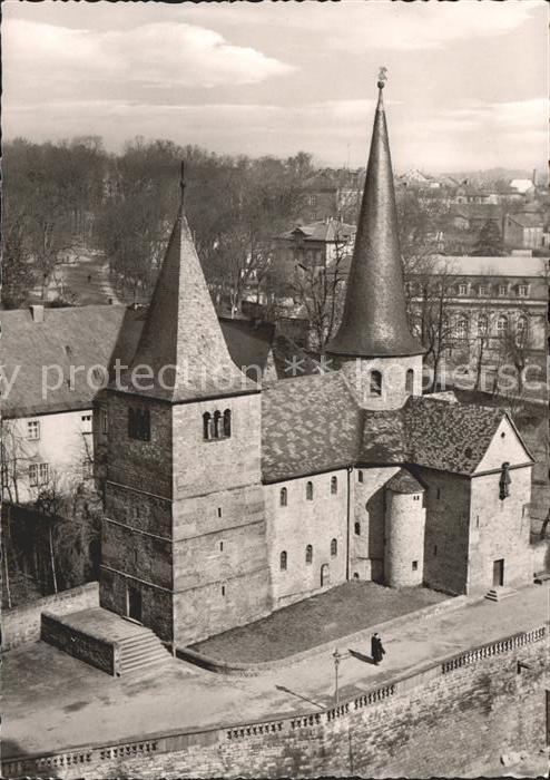 Fulda St Michaelskirche  Kat. Fulda