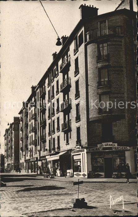 Ak alfortville inondation 1910 rue des essertes for Garage alfortville rue veron