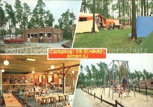 Arcen Camping De Schans Kat. Venlo