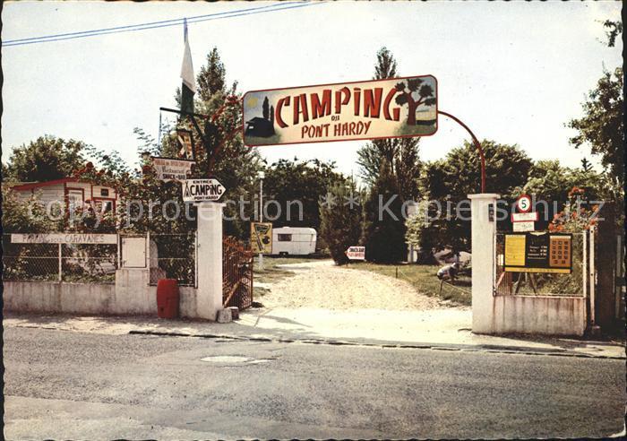 Rambouillet Camping Caravaning Du Pont Hardy Kat. Rambouillet