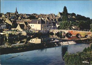 Beaumont sur Sarthe Le Bourg Kat. Beaumont sur Sarthe