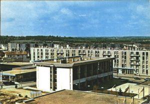 Allonnes Mans Hotel de Ville et Clos Fleuri Kat. Allonnes