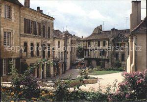 Bergerac Place Pelissiere Kat. Bergerac