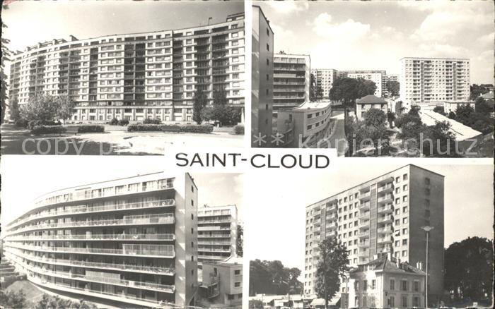 Saint Cloud Hauts de Seine Quartier du Val d`Or Kat. Saint Cloud