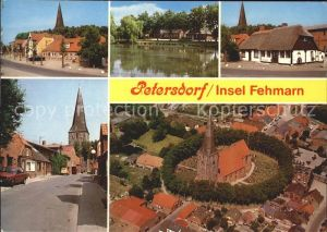 Petersdorf auf Fehmarn  Kat. Fehmarn