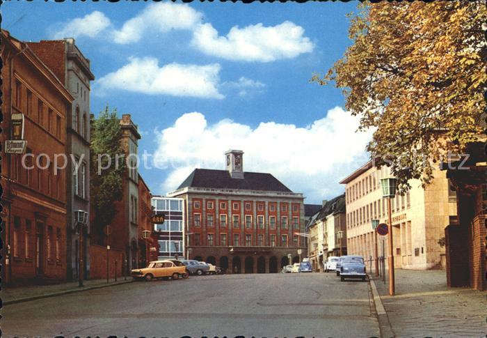 ak ansichtskarte neuss rathaus kat neuss nr kb55785 oldthing ansichtskarten deutschland. Black Bedroom Furniture Sets. Home Design Ideas
