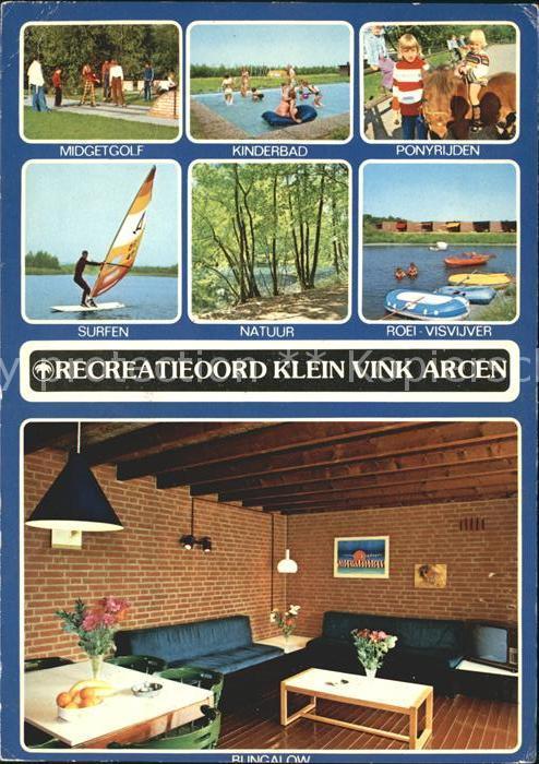 Arcen Recreatieoord Klein Vink Kat. Venlo
