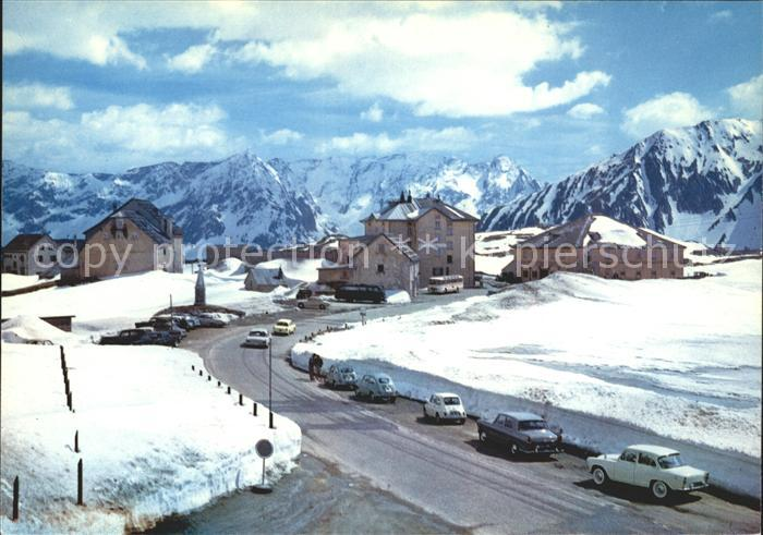 Gotthard St Gotthard Passhoehe Kat. Gotthard St.