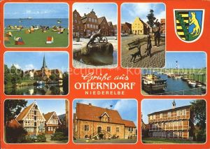 Otterndorf Niederelbe  Kat. Otterndorf
