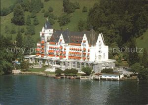 Vitznau Park Hotel Vitznau Vierwaldstaettersee  Kat. Vitznau