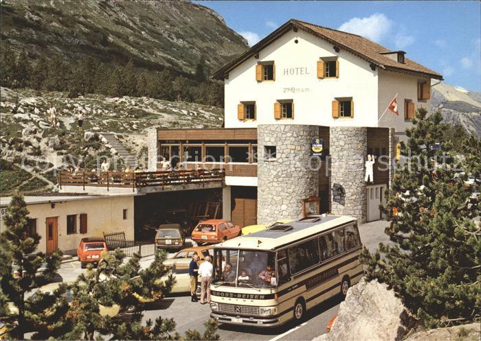 Ofenpass Hotel Suesom Give Kat. Zernez