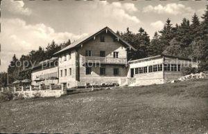 Silberhuette Tirschenreuth Oberpfaelzer Wald  Kat. Baernau
