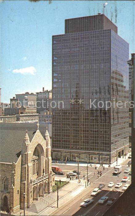 Cleveland Ohio East Ohio Building Kat. Cleveland