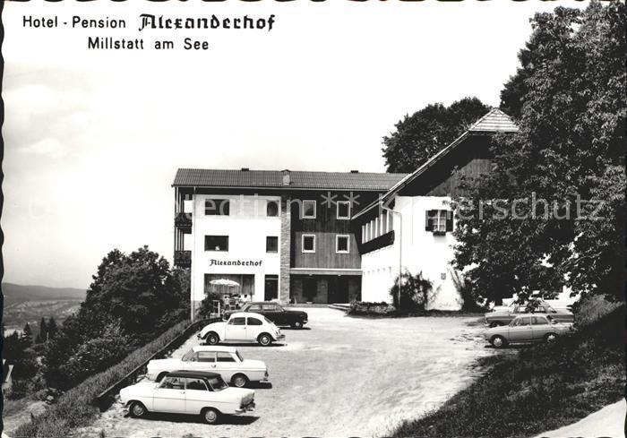 Millstatt Kaernten Hotel Pension Alexanderhof Kat Millstatt Millstaetter See
