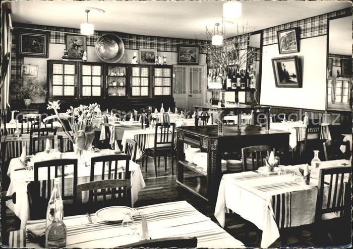 Saint Pol de Leon Restaurant Kat. Saint Pol de Leon