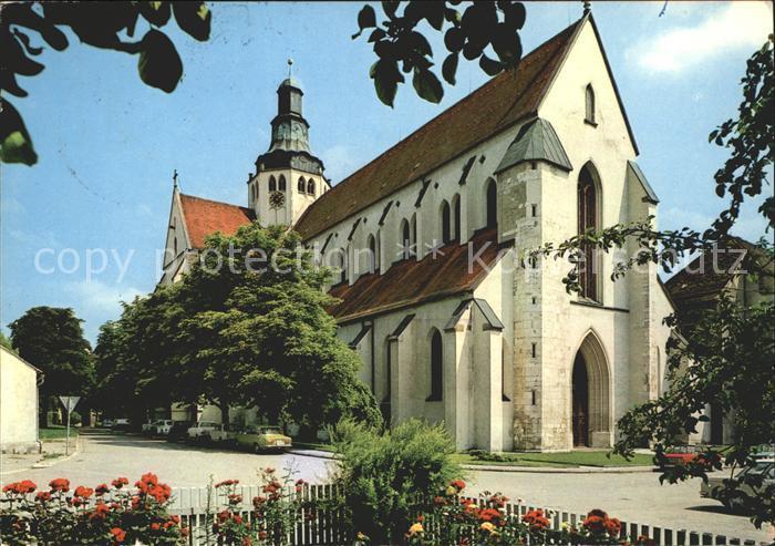 Kaisheim Klosterkirche Kat. Kaisheim