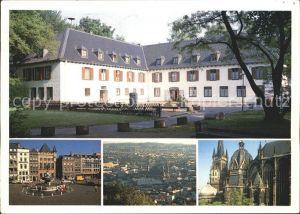 Aachen Jugendherberge Aachen Colynshof Kat. Aachen