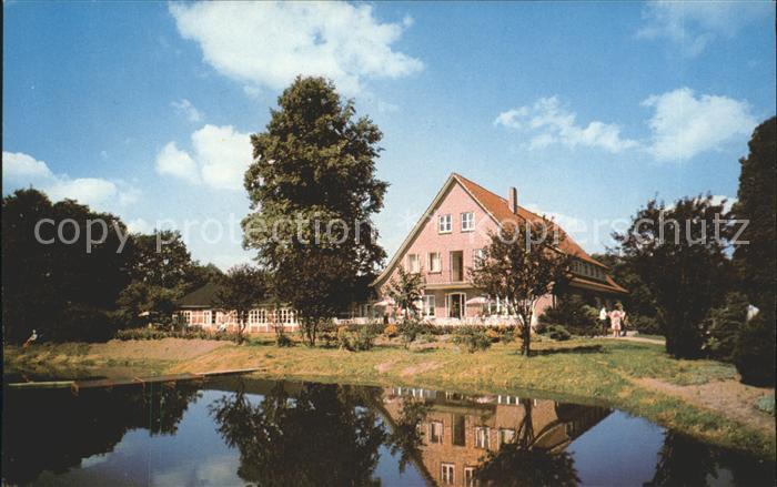 Hollenstedt Hof Appelbeck am See Kat. Hollenstedt