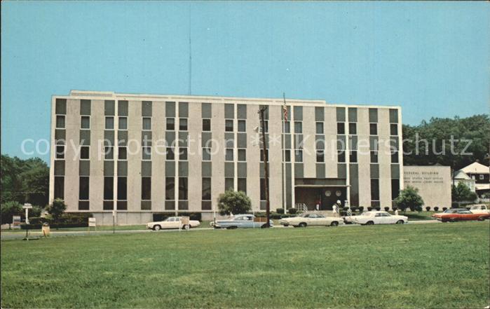 Decatur Alabama New Federal Building Kat. Decatur