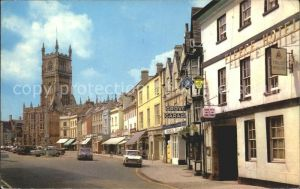 Cirencester Beeches Church Market Place Kat. Cotswold