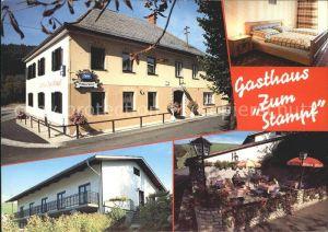 Strass Attergau Gasthaus Zum Stampf Kat. Strass im Attergau