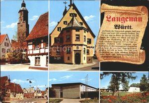 Langenau Wuerttemberg  / Langenau /Alb-Donau-Kreis LKR