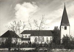 Unterschondorf am Ammersee Neue Kirche Kat. Schondorf a.Ammersee