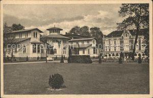 Bad Hamm Badehaus Kurhaus Kat. Hamm