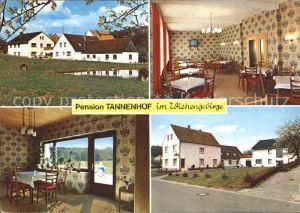 Oldendorf Wiehengebirge Pension Tannenhof Kat. Melle