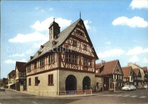 Gross Gerau Rathaus Kat. Gross Gerau