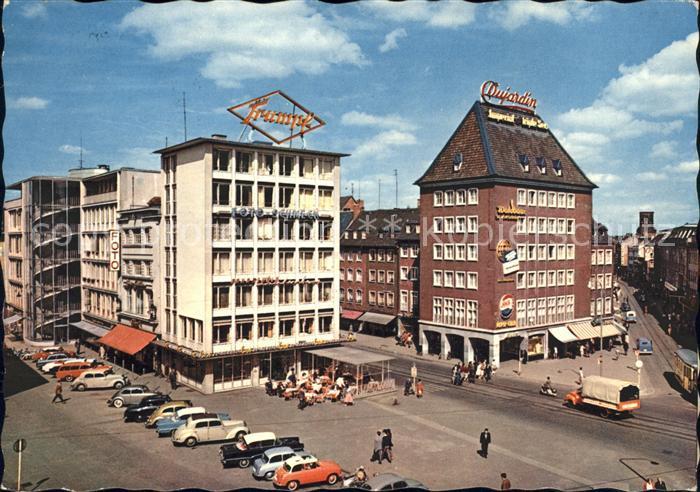 Aachen Friedrich Wilhelm Platz Kat Aachen Nr Ke96087 Oldthing