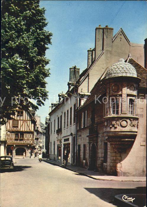 Dijon Cote d Or Echauguette de l Hotel de Berbis Kat. Dijon