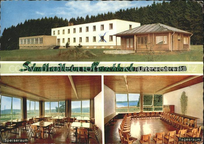 Herschbach Oberwesterwald Schullandheim Herschbach Unterwesterwald Kat. Herschbach (Oberwesterwald)