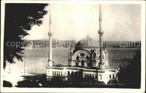 Istanbul Constantinopel Dolmabahce civari Kat. Istanbul