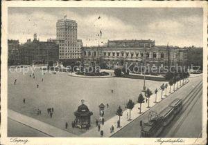 Leipzig Augustusplatz Kat. Leipzig