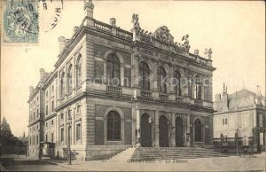 Chartres Eure et Loir Le Theatre Kat. Chartres