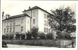 Mauerkirchen Volks und Hauptschule Kat. Mauerkirchen
