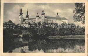 Attnang Puchheim Oberdonau Schloss Teich Kat. Attnang Puchheim