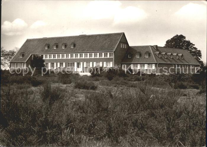 Hinsbeck Jugendherberge Vierlinden Kat. Nettetal