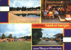 Tilburg Camping Beekse Bergen Tussen Tilburg en Hilvarenbeek Kat. Tilburg