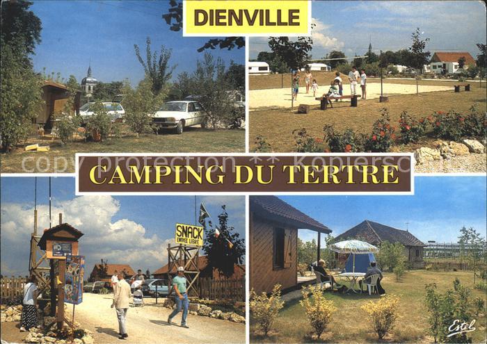 Dienville Camping du Tertre Kat. Dienville