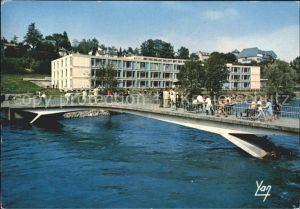 Lourdes Hautes Pyrenees Sainte Bernadette  Kat. Lourdes