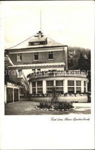 Bad Ems Haus Lindenbach Kat. Bad Ems