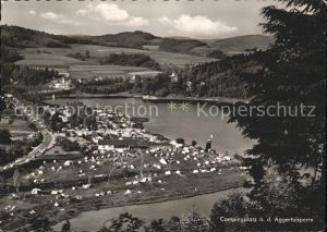 Gummersbach Freizeitcamp Aggertalsperre Kat. Gummersbach