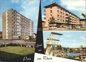 Schwimmbad Köln Porz