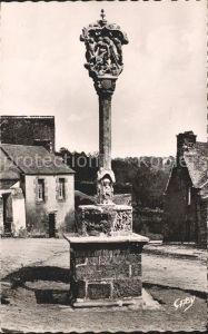 Rochefort en Terre LeCalvaire Discente de Croix Kat. Rochefort en Terre
