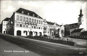 Pinkafeld Rathausplatz Kat. Pinkafeld